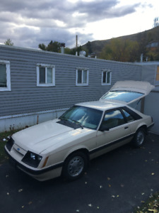 Rare Opportunity 1986 Ford Mustang LX, 2 Door Hatchback