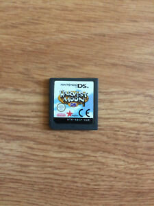 Harvest-Moon-Para-Nintendo-Ds-solo-Carro