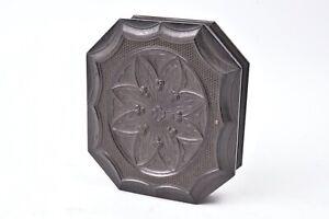 Vintage-Union-Custodia-Guttaperca-Endodonzia-1-6-da-Placca-Ca-1850-Allungate