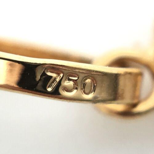 18K Yellow Gold Cross Pendant 3.70 Grams