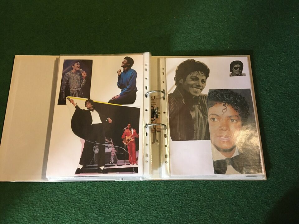 Billeder, Michael Jackson