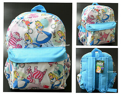 "Disney Princess Snow White Allover Print 12/"" Girls Small Backpack"