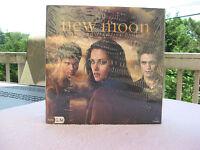 Twilight Saga Moon The Movie Board Game 2009new & Factory Sealed