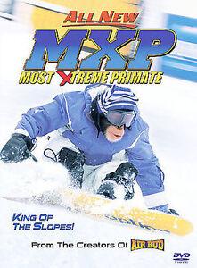 MXP: Most Xtreme Primate (DVD, 2004)