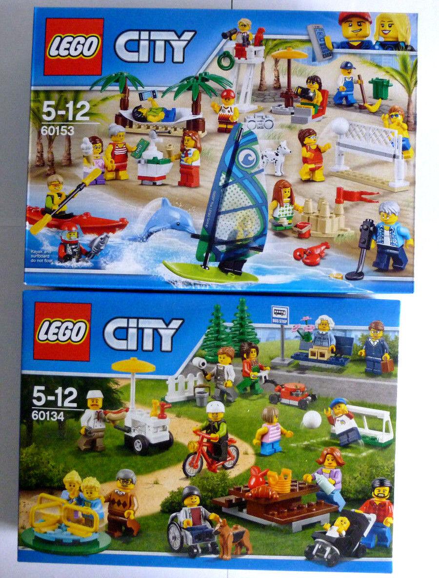 LEGO® Sets 60153 60134 City NEU