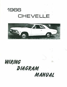 image is loading 1966-66-chevelle-el-camino-wiring-diagram-manual