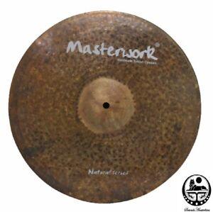 uvre-Cymbales-17-pouces-naturel-Crash-Thin