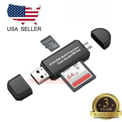 TF USB 2.0 port H M2 card reader OTG USB HUB External USB 2.0 OTG card reader Mini Reader Multi in 1 OTG adapter SD MS Value-5-Star SD