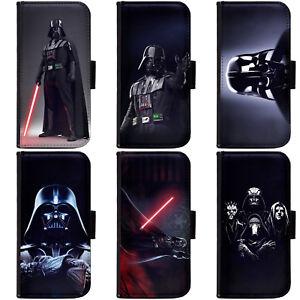 PIN-1-Star-Wars-Darth-Vadar-Phone-Wallet-Flip-Case-Cover-for-Samsung