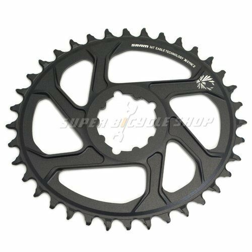 SRAM X-Sync 2 OVAL 12 Spd Direct Mount 36T Chainring 3mm Offset XX1 X01 GX Eagle
