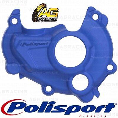 for 14-18 Yamaha YZ250F Blue Polisport Radiator Louvers