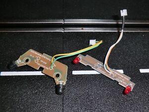 Carrera-Digital-Evo-Mercedes-DTM-Beleuchtung-Set-Licht-Vorn-Hinten-NEU