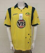 Asics Australia Cricket Away Jersey Men's XL NEW Satisfaction Guaranteed LOOK