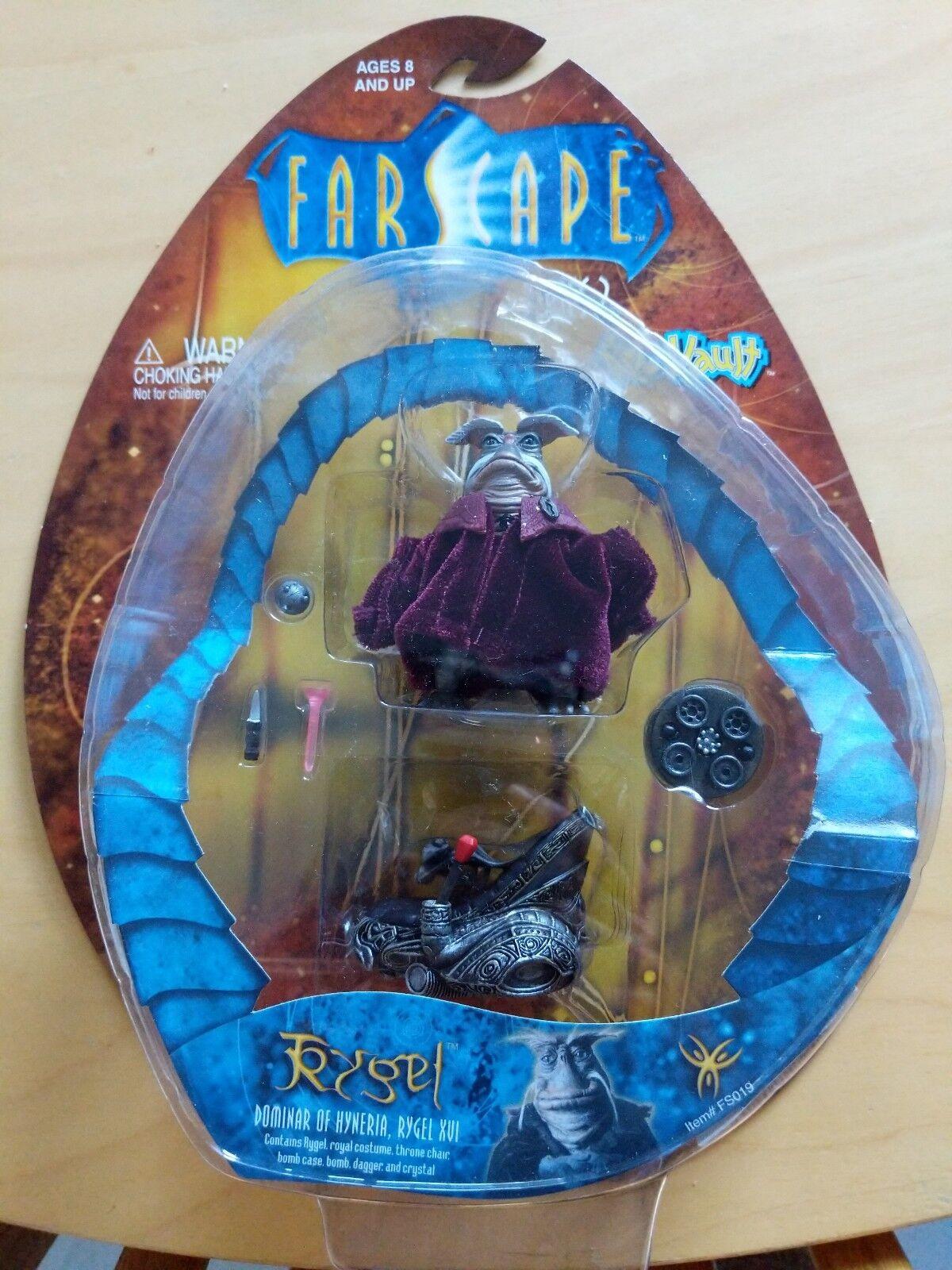 Farscape Series 2 Rygel ToyVault 2000 RARE