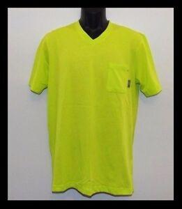 dcbd59c6fa94 Details about Men s Nike AJ Jordan Core Pocket V-neck T-shirt Green Size  Medium NWT