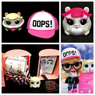 LOL Surprise Doll LIL OOPS HAM HAMSTER Baby LITTLE PETS Dolls MAKEOVER SERIES