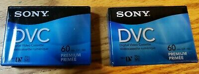 Replacement by Panasonic Sony DCR-HC96 Camcorder 60 Minutes Mini DV Video Cassette