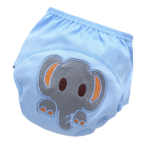 Baby Girls Boys Leakproof Nappy Diaper Toddler Reusable Pee  Pants