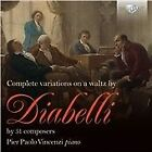 Complete Variations on A Waltz by Diabelli by 51 Composers (2015)