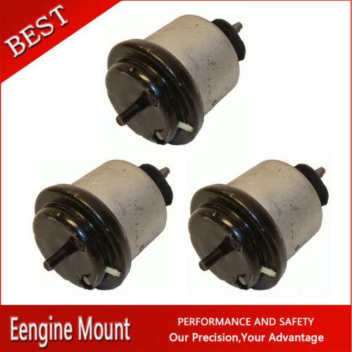Westar-Auto Trans /& Engine Motor Mount Set 3X For 2008 ENCLAVE V6 3.6L 217cid