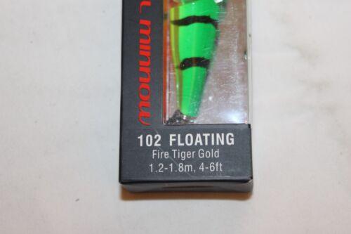 SEBILE-SWINGTAIL MINNOW-FLOATING-102mm-17,7g-NEU