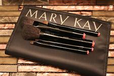 Mary Kay Brush Collection Set + organizer BAG / 5 FULL SIZE BRUSHES, NEW model!