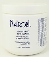 Nairobi Replenishing Hair Relaxer