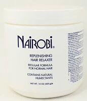 Nairobi Replenishing Hair Relaxer