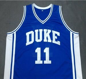 size 40 2f226 10351 Details about BOBBY HURLEY DUKE Blue Devils Blue Basketball Jersey Gift Any  Size