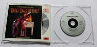 """Jerry Lee Lewis - Great Balls Of Fire - 3"""" Mini CD INCH Breathless"""