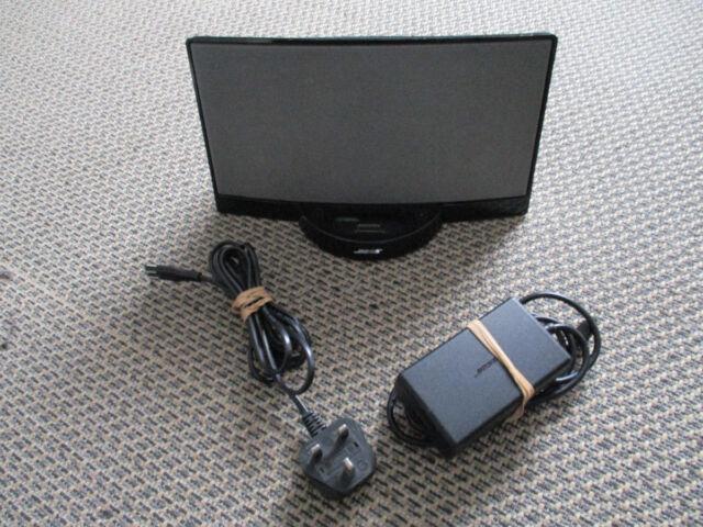 Bose SoundDock Digital Music System - Black NEW IN BOX