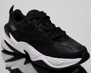 Details about Nike M2K Tekno Womens Black White Sneakers Casual Lifestyle Shoes BQ3378 002