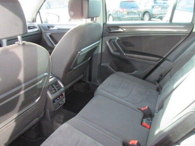 VW Tiguan 2,0 TDi 190 Highline DSG 4M Diesel 4x4 4x4 aut.