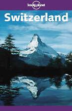 (Good)-Switzerland (Lonely Planet Travel Guides) (Paperback)-Honan, Mark-1740592