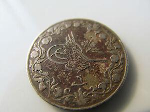 5 Para Türkei ägyptische Münze Ottoman Osmanisches Reich Coin Münze