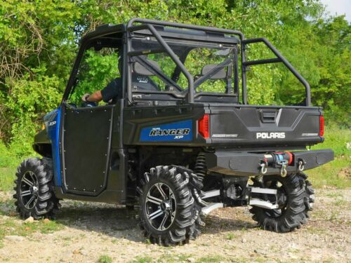 Crew SuperATV Rear Roll Cage Support for Polaris Ranger Midsize 570 2015+