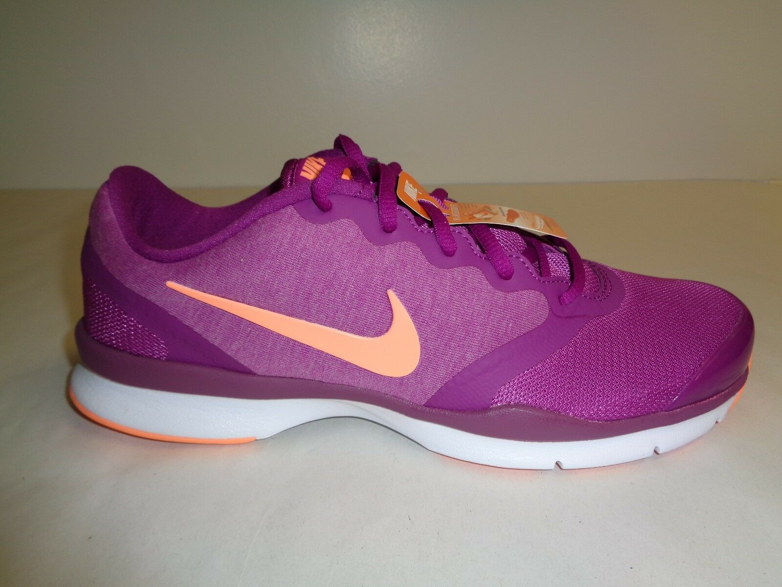 Nike Größe 9.5 IN SEASON TR 4 Berry Training Running Turnschuhe New damen schuhe