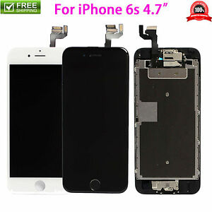oem lcd touch screen display digitizer assembly replacement for iphone 6s 4 7. Black Bedroom Furniture Sets. Home Design Ideas