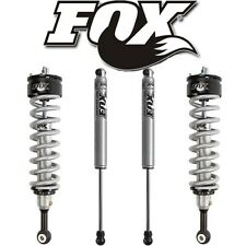 Fox Performance Series Front Coilover Rear IFP Shocks 2007-2014 GMC Sierra 1500