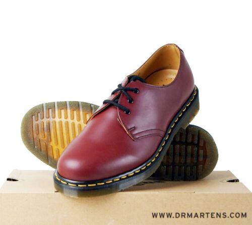 Classic 1461 Leather Martens Marteau's Cherry wP4Yfnpqx
