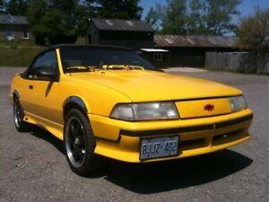 1989 Chevrolet Cavalier z24