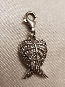 Anhaenger-Charms-Engelsfluegel-925-Silber-Silver-Pendant