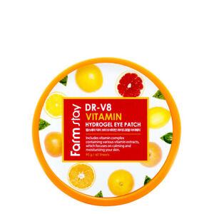 Farmstay-Dr-V8-Vitamin-Hydrogel-Eye-Patch