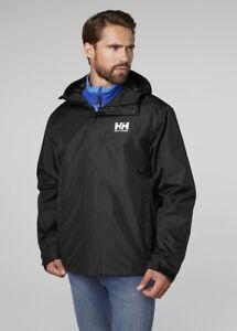 Helly-Hansen-Seven-J-Chaqueta-Hombre-Chaqueta-Impermeable-62047-992-Negro-Nuevo