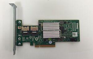 TESTED-Dell-PERC-H200-6Gb-PCI-e-SAS-SATA-8-port-Raid-Card-047MCV-9210-8i