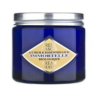 1 Pc L'occitane Immortelle Cream Mask 125ml Skincare Moisturizing Hydration
