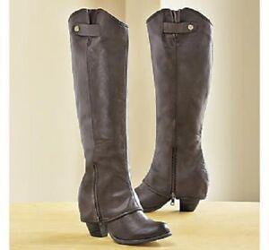 Fergalicious-By-Fergie-Brown-Women-039-s-Ledge-Boots