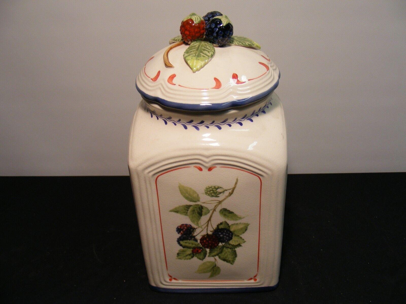 Villeroy & Boch Cottage Charm Tortenplatte Tortenplatte Tortenplatte Kuchenplatte Pasta Dose Gebraucht | Hohe Qualität und günstig  a2cefb