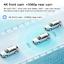 "miniatura 4 - TOGUARD 4K Dual Dash Cam Front Rear GPS Mirror Car Dash Cam 12 ""Cámara táctil ES"