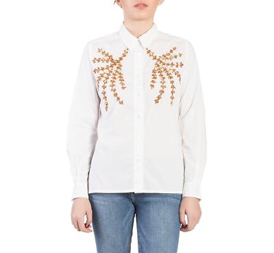 Essentiel Antwerp nysaline T-shirt Blanc-Bnwt Taille UK 8 RRP £ 95 Essential